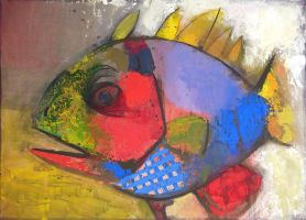 Exotic Fish. 2011 by Yudaev