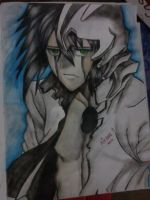 Ulquiorra ^^ by thewalkingpencil