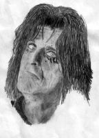 Alice Cooper by lord666belial