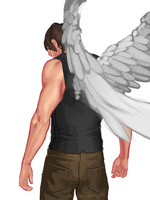D 6  Daryl Dixon by cloudcitizen