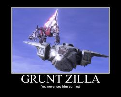 Grunt Zilla by ODST-Training