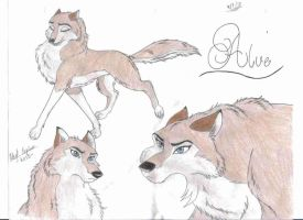 Aleu by Wrath01