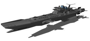 ICF-DN064 - 'Atlas' Dreadnought PREVIEW by ValkyriaDawg