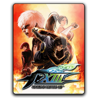King Of Fighters XIII by dander2