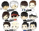 EXO-K Then and Now by sasoriluver101