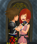 Please, Sora... Don't Go. by HeartlessKairi