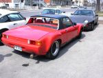 914GT rear by 914four
