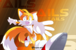 Miles 'Tails' Prower by super-tuler