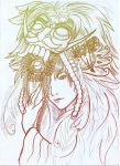 prince of Barong_scetch by LeiiLucene