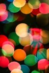 Christmas Bokeh by JustMarDesign