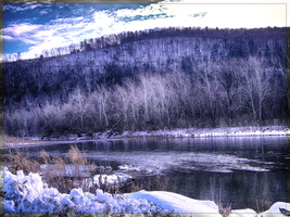 Chemung river by Shannon-K