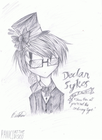 Declan Sykes, Ladies and Gents by cloudmuffin727