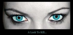 A Look to Kill... by The-Syren
