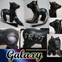 Kanji Pony Galaxy by customlpvalley