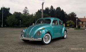 VW Beetle 1967 by AnalyzerCro
