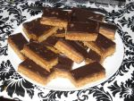 Fudge Flapjacks by Bisected8