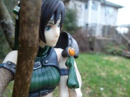 Yuffie. by Ayleia-The-Kitty
