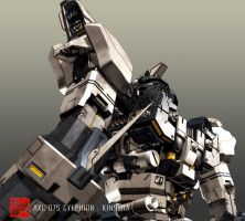 AXC-07S Cylphion view2 by shiningcin