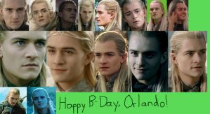 Happy Birthday, Orlando by CloudyRose06