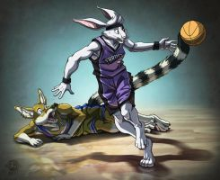FBA Dream Match No. 1 by Rhandi-Mask