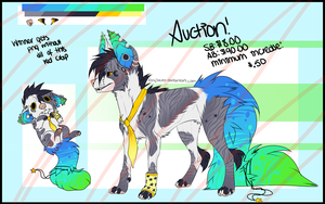 Design Auction CLOSED by King-Pass