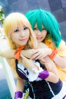 Kurobara: Sheryl love Ranka by Shiroi-hasu