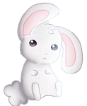 Bunny by SquidPup