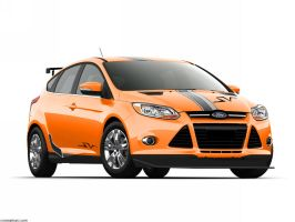 Ford Focus SV by 200500182