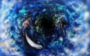 Eye of the ocean by Ti-R