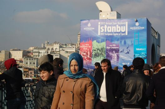 Istanbul Portray by 001011011