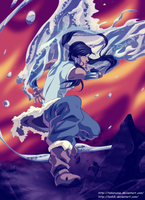 The Legend of Korra by ioshik