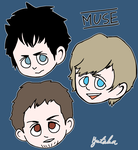 Muse by runner-painter