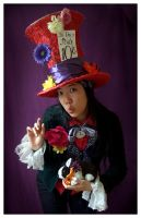 Mad as a Hatter by jrscheung