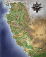 The Witcher Continent [WIP] [ENG] by IronsteffL