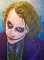 Why So Serious by billywallwork525