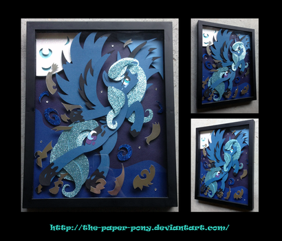 Bronycon 2014 Limited Edition Exclusive Luna by The-Paper-Pony