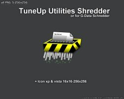 TuneUp Utilities Schredder by 3xhumed