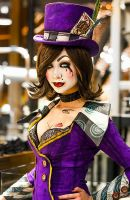 Mad Moxxi cosplay - Borderlands 2 by theStarktorialist