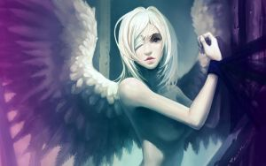 Lost Angel by 491397560