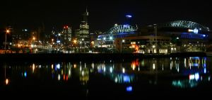 Docklands Melbourne by mfunston