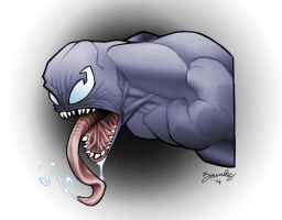 Venom Colour Test by Bambs79