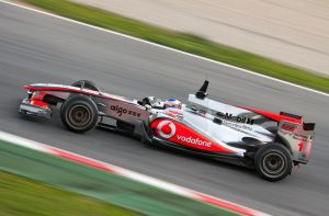 Jenson Button III by xaferna