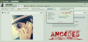 Pageview by ANC4DES