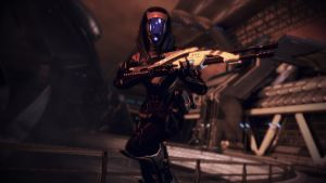 Tali'Zorah vas Normandy 09 by johntesh