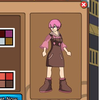 My char ns is aelita by sibred