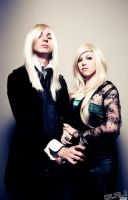 HP:Lord and lady by StarStruck5