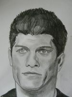 WWE Cody Rhodes by VinceArt