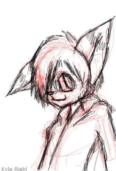 rough sketch by colni