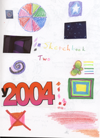 Visual Culture Sketchbook 2 by theorygirl
