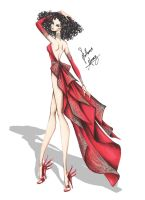 Mother Gothel Haute Couture by Guillermo Meraz by frozen-winter-prince